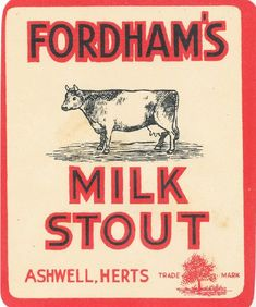 Best Beer, Signs, Cow, Red, Shop Signs, Sign