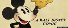 "the oldest known movie poster of Mickey Mouse: Created in 1928, the vintage movie poster was obtained by Crowell Havens Beech, a Chico resident who has held on to the poster since 1988. It depicts Mickey Mouse and the words ""The World's Funniest Cartoon,"" and is believed to have been created the same year that Mickey Mouse was brought to life by Walt Disney."