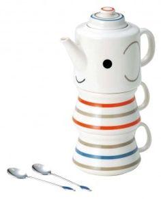 Shinzi Katoh tea for two set. D: D: D: D: I want!