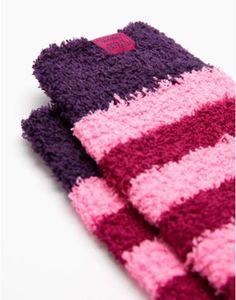 FLUFFYSOCKSupersoft Long Socks