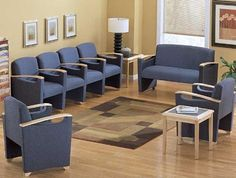 Waiting Room Sofa Style Chairs And Effective Layout Good Looking