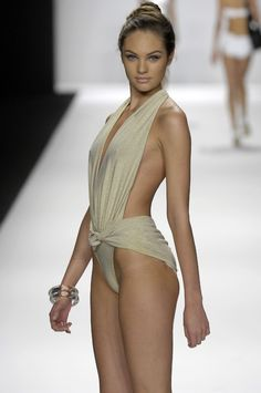 Candice Swanepoel - made in SA perfected in the USA, I guess!