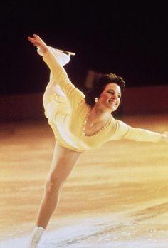 Dorothy Hamill 1976 Winter Olympics Games