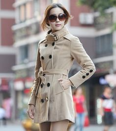 Japanese Fashion Hot Selling Women Coat