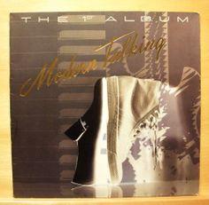 MODERN TALKING - 1st Album Vinyl LP You`re my Heart you`re my Soul Dieter Bohlen