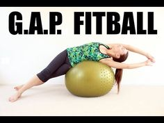 Exercise Ball Glutes, Abs and Legs Workout Workout Meal Plan, Workout Routines, Stability Ball Exercises, Transformation Body, Physical Therapy, Excercise, Exercise Ball, Glutes, Gym
