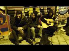 Street music- Twinsanity & Theodoris- Jam in Athens, Greece