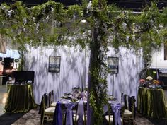 Lakeside Weddings Events Lakesideweddings Wedding Receptions In Las Vegas Brought To Life The Ever Popular Woodland Theme
