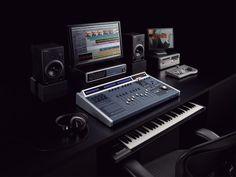 Efficient studio space using SONAR