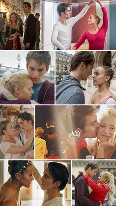 Find me in Paris - Lena Grisky x Max Alvarez Wallpaper Paris Wallpaper, Fairy Tail Love, Ballet School, Kawaii, Pretty Dresses, Tv Shows, Queen, My Love, Movies