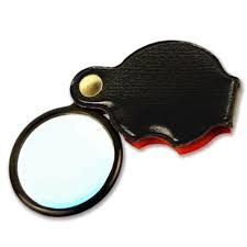 Pocket Magnifying Glass - Toys and Games Ireland Glass Toys, Cheap Toys, Very Clever, Little Designs, Fire Starters, Magnifying Glass, Stocking Fillers, Survival Tips, Shoe Box