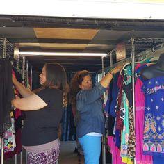 Shop the fashion truck! I stop you shop...