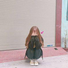 ♡ pinterest \\ @naemchi ♡  #ulzzang #girls #boys #couple #visual #goodlooking #cute #aesthetic #soft #tumblr #stunning #kfashion #grunge #scenery Ulzzang Korean Girl, Cute Korean Girl, Asian Girl, Korean Aesthetic, Aesthetic Girl, Sweet Girls, Cute Girls, Girl Pictures, Girl Photos