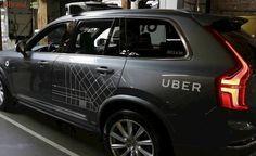 Uber é acusada de roubar tecnologia de carros autônomos do Google