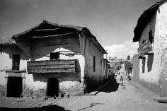 Martin Chambi y sus paisajes del cusco