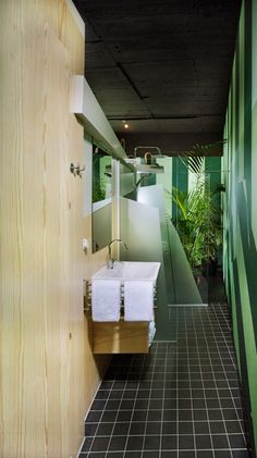 A One of a Kind Hotel Room at Volkshotel Amsterdam