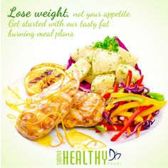 Our specially crafted individual meals are not only delicious but they also help you burn fat while still providing you with a balance of nutrition.  Get some of our time tested and proven meal plans here at http://simplyhealthydiets.com/ and begin your journey to good health with us.