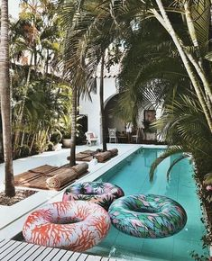 Summery Backyard DIY Projects That Are Fantastis Ideas - Hinterhof diy - Architecture House Goals, Pool Designs, The Places Youll Go, My Dream Home, Summer Vibes, Exterior Design, Future House, Outdoor Living, Outdoor Spaces