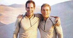Captain Archer & Commander Tucker