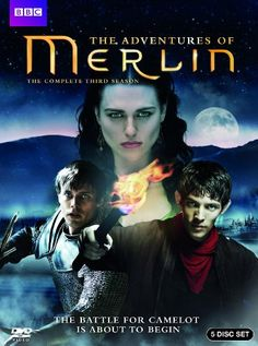 Merlin: The Complete Third Season « MyStoreHome.com – Stay At Home and Shop
