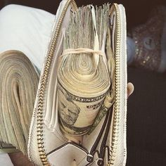 Money just shows up for me - its magic