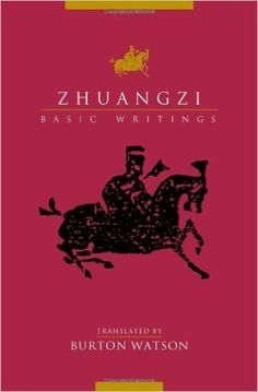 Boldly imaginative and inventively written, the Zhuangzi floats free of its historical period and society, addressing the spiritual nourishment of all people across time.