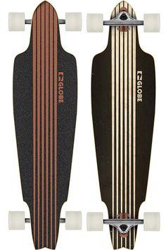 """Globe Prowler 38"""" (96,5cm) Komplett-Longboard (black)"""