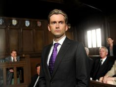 David Tennant Backing The BBC In The New Edition Of Broadcast Magazine