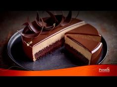 Episode 6 : How to make the perfect chocolate mousse cake with Carat - YouTube