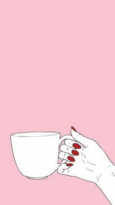 когда пьешь горячий чай залпом, чтобы он не успел остыть