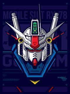 RX-78 GP01 Gundam Zephyrantes by SubjektZero.deviantart.com on @deviantART