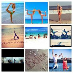 Beach pic ideas