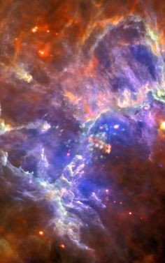Incredible View of Eagle Nebula's 'Pillars of Creation' The European Space Agency's Herschel space telescope has captured this gorgeous view of the famed Eagle Nebula. The Eagle Nebula, located 6,500 light-years away in the constellation Serpens, is...