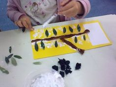 Olive Tree, Plastic Cutting Board, Activities, How To Make, Handmade, Crafts, Olive Oil, Google, Seasons Of The Year