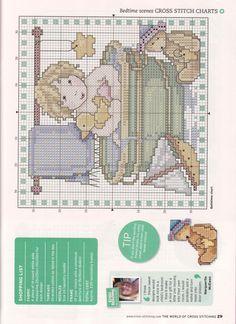 (1) Gallery.ru / Фото #11 - The world of cross stitching 147 - tymannost
