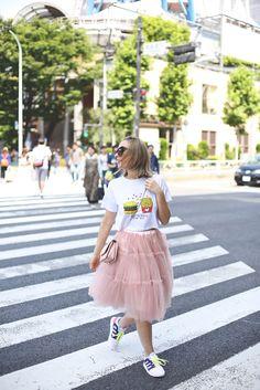 Fashion Blogger in Tokyo