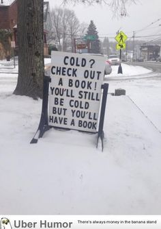 16 must-see library signs.