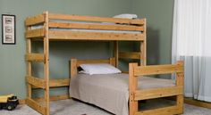 Choosing a bunk bed that fits just right for your home  Hometone