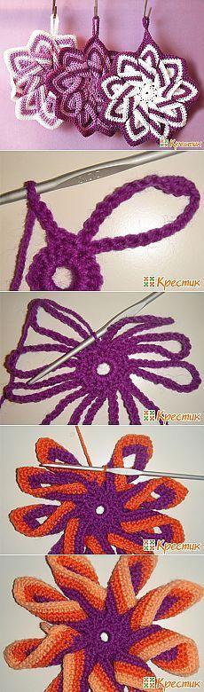 "Вязание крючком: прихватки для кухни своими руками ""For this crochet - the by"""