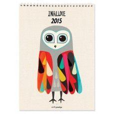 Inaluxe 2015 Calendar