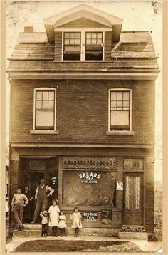 14 Mississauga Rd , Port Credit.1920 ish? Vintage Coke, Ontario, Toronto, Real Estate, Urban, Memories, History, City, Places