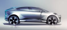 """It is the concept car closest to the production model we have ever developed at Jaguar"", says the design chief Ian Callum as he tells us how this working prototype, which is due on the market in 2018 and anticipates the first electric car in Jaguar's history, was born. ""The exterior is 97% the final"