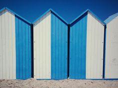 Themed. #VSCO #Fotografia #FotoMobile #iPhone #mobile #vscoitaly #A5 #summer #seaside #beach #white #blue #azzurro #estate #vacanze #sicilia #sicily #cabins #cabine #wooden #blue #ig_sicilia  #igersitalia