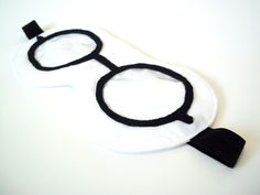 Harry Potter Sleep Mask - @Erin Van Quill... should I get these?