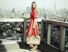 I love Ivanka's style! I also love that she prioritizes doing good in the world. I hope to one day be this effortlessly classy, smart, and knowledgeable about the world around me.