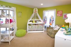 Baby's Room #ChildrensRooms