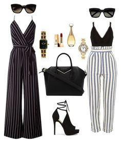 """""""Untitled #5"""" by kamilapokorna-1 on Polyvore featuring River Island, Topshop, Givenchy, Chanel, Cartier, Bottega Veneta, Yves Saint Laurent and Christian Dior"""