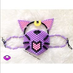 ❗️SALE❗️Kandi Sailor Moon Diana Cat Ears Rave ✨ Size: O/S  Brand:Planet Plur by Brittany Rey Color: Black/Lavender/Pink/Yellow Condition: NWT Damage: None Pricing: Crosslisted (Ask which platform has the best deal!)  Terms & Conditions: ☾ Ships same / next day ☾Delivery in 2-5 business days with USPS ☾ Scammer warning: No Trades / $3listings ☾ Free gifts with every purchase ☾ Allergy warning: Smoke free & hypoallergenic pet home ☾ Don't need priority shipping ($6)? Ask for First Class…