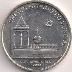 Motivseite: Münze-Europa-Südeuropa-Portugal-Euro-5.00-2004-Évora