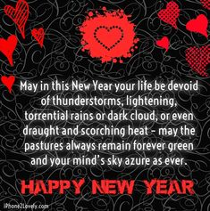 happy new year eve quotes love